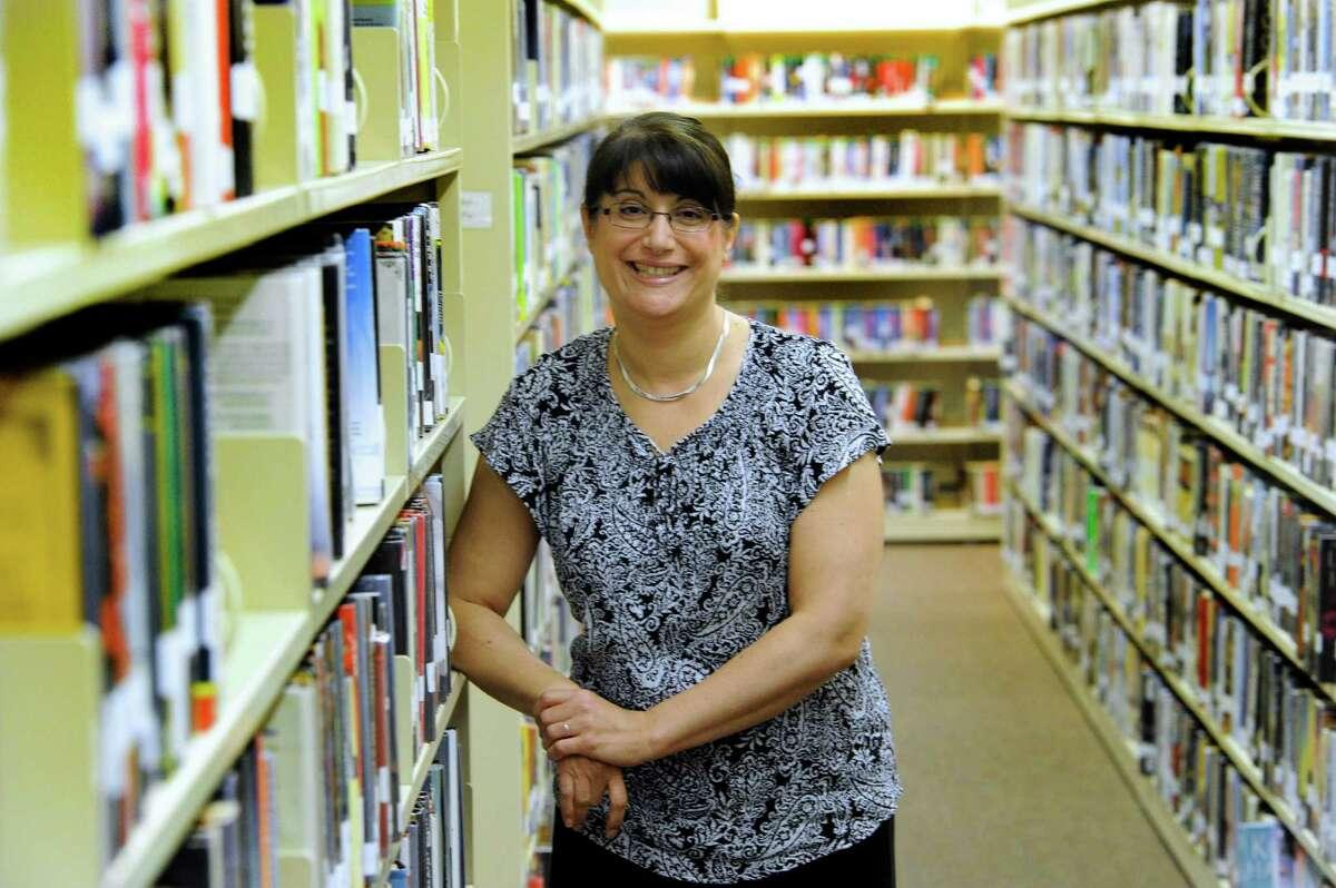 C.H. Booth Library Director Brenda McKinley