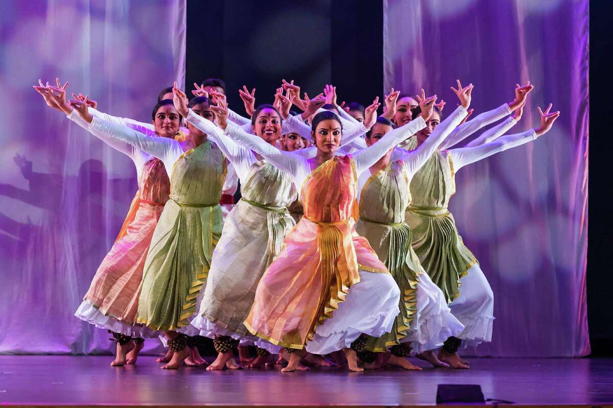 """The Indo-American Association will present """"The Flowering Tree,"""" a dance drama with English narration by Chicago's Natya Dance Theater Company, April 15 at Wortham Theater Center."""