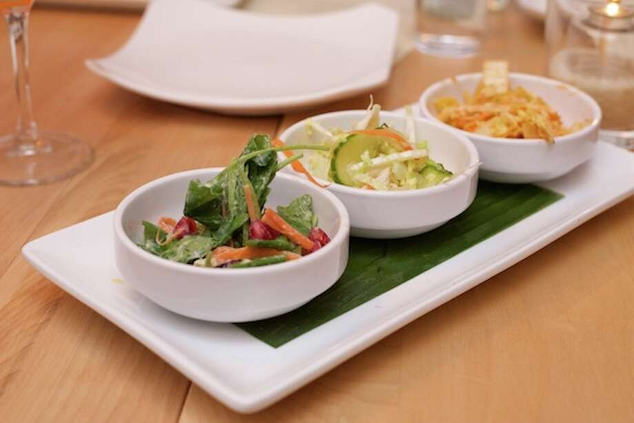 Can Tiin, a combination of Vietnamese, French, and Asian cuisine, just opened in downtown Bridgeport. Photo: Ctbites