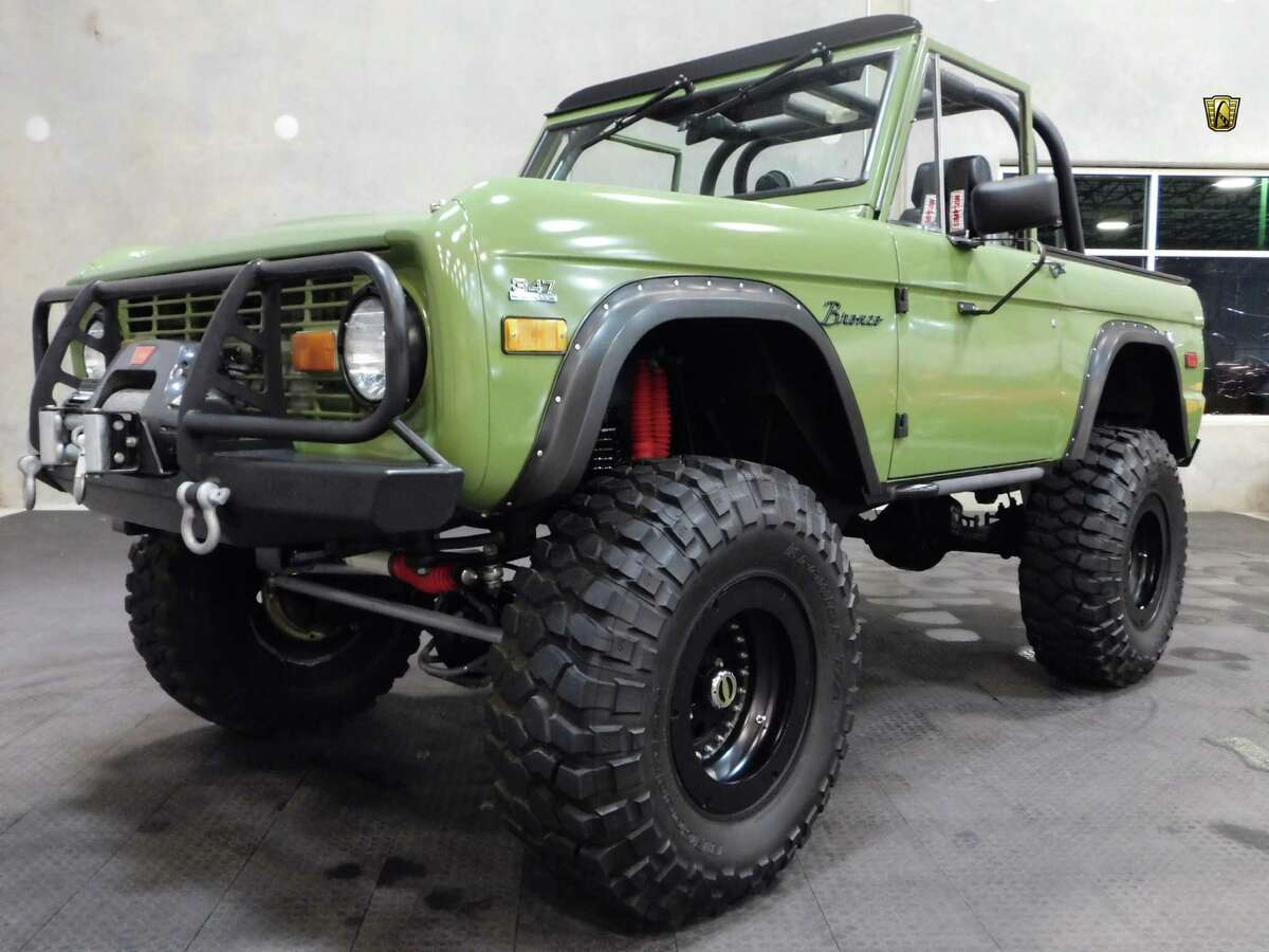 1975 Ford Bronco Price: $70,000 Gateway Classic Cars