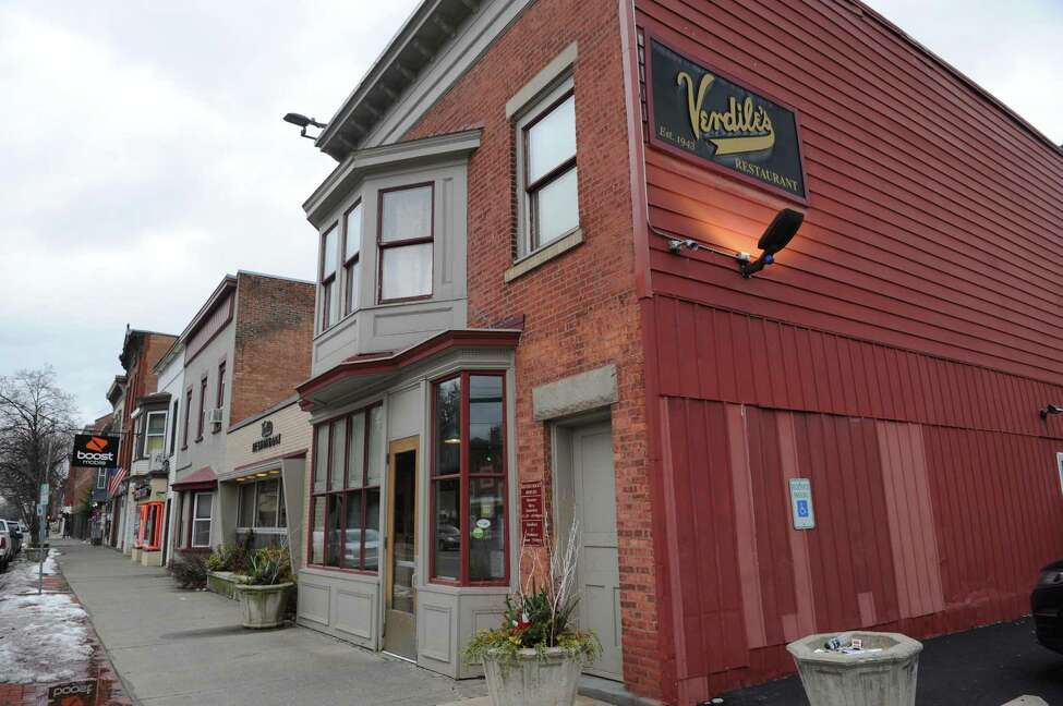 Verdile's Restaurant: 572 Second Avenue, TroyCritical violations: 2Noncritical violations: 6Last inspection: 11/2/2016Violations: Potentially hazardous foods are not kept at or below 45F during cold holding, except smoked fish not kept at or below 38F during cold holding. Single service items reused, improperly stored, dispensed, not used when required. Accurate thermometers not available or used to evaluate refrigerated or heated storage temperatures. Non food contact surfaces of equipment not clean. Lighting and ventilation inadequate, fixtures not shielded, dirty ventilation hoods, ductwork, filters, exhaust fans.