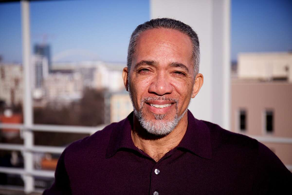 Dante James, who heads Portland's office of race and equity and who will help start the new Department of Race & Equity in Oakland.