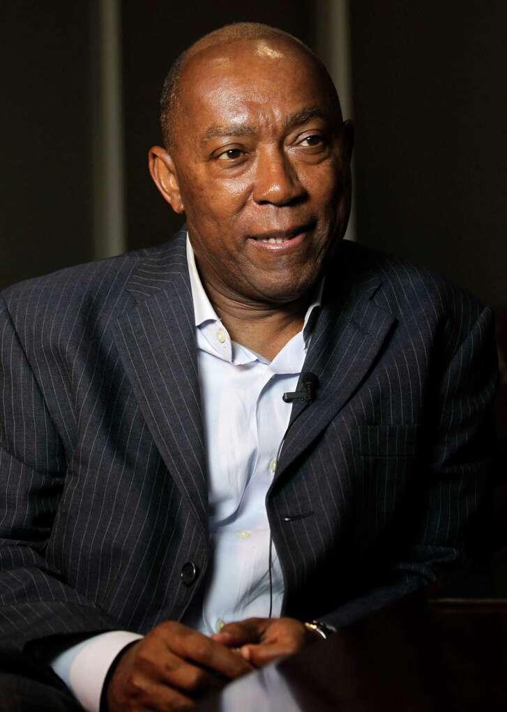 City of Houston mayor-elect Sylvester Turner ( Melissa Phillip  / Houston Chronicle )