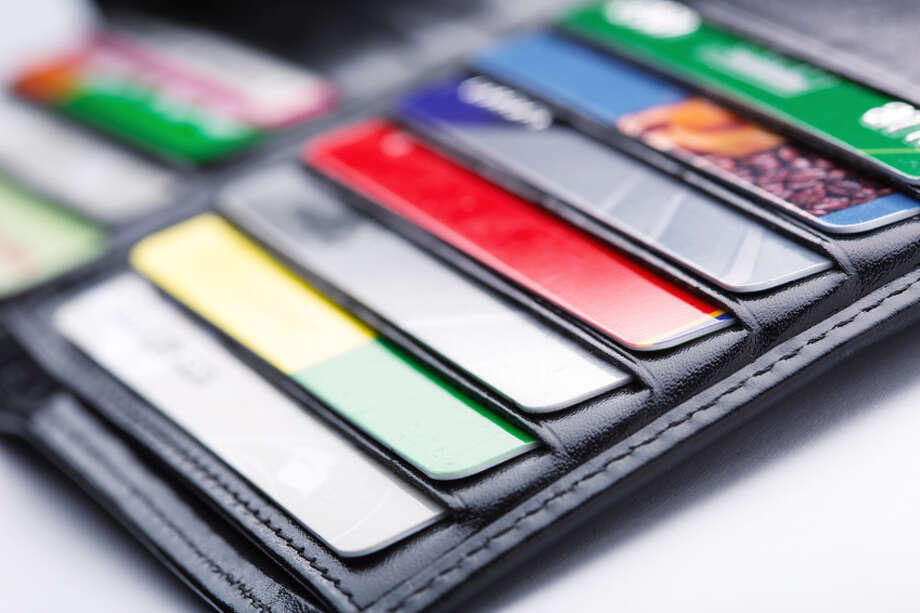 Of those who used credit cards to fund their holiday shopping sprees, close to 40 percent said they don't think they can afford to pay off their cards this month, according to a survey by MagnifyMoney.com. Photo: Fotolia / Nomad_Soul - Fotolia