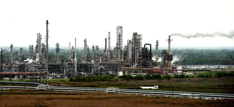 Total is exploring the idea of a multi-billion dollar expansion to their Port Arthur facilities. The company has filed permits to construct a new ethane cracker and Jefferson County Commissioners have approved tax breaks for site improvements. Photo taken Wednesday 4/1/15 Jake Daniels/The Enterprise Photo: Jake Daniels / ©2015 The Beaumont Enterprise/Jake Daniels