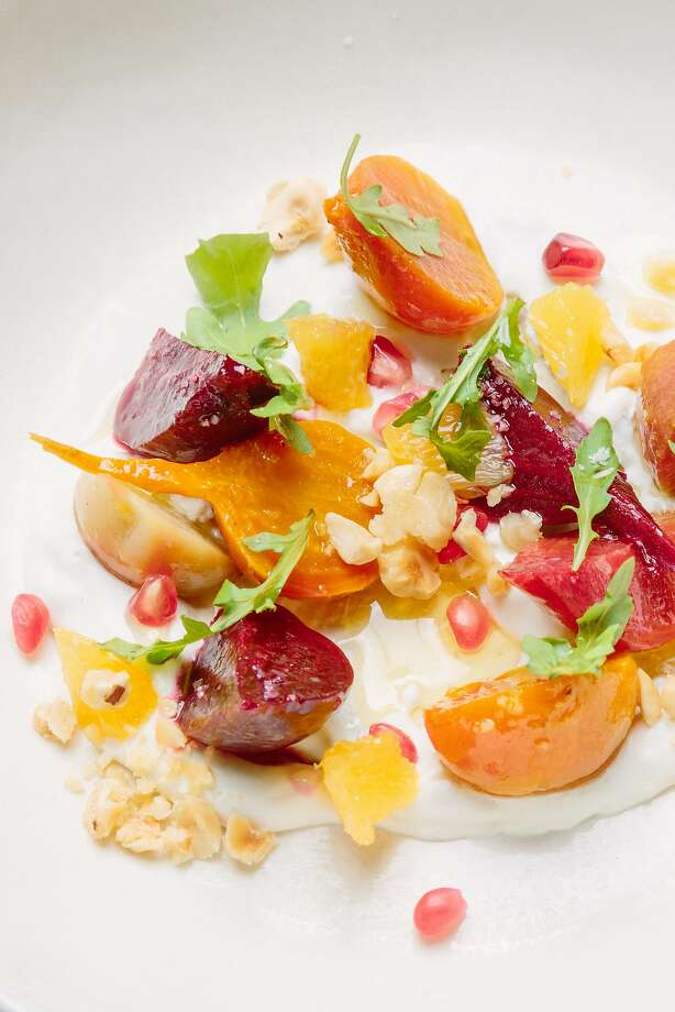 A beet salad at the Hatch. Photo: Jason Henry, Special To The Chronicle