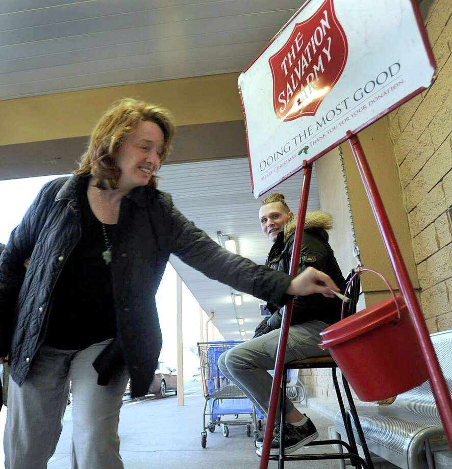 Salvation Army Gifts For Christmas: Donations Increase, But Fall Short Of Danbury Salvation