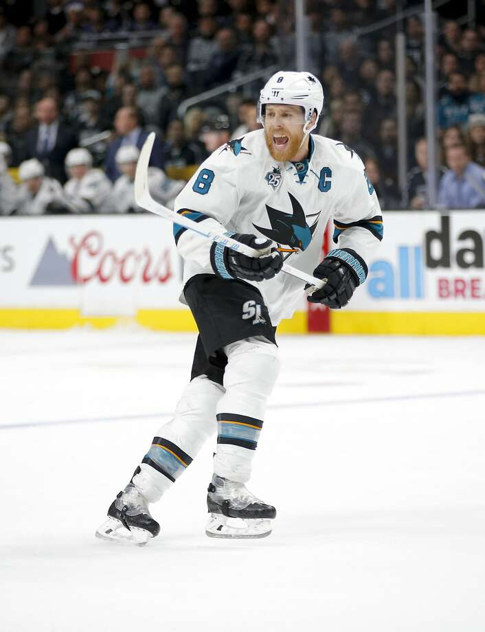 joe pavelski�s extension with sharks is looking like a