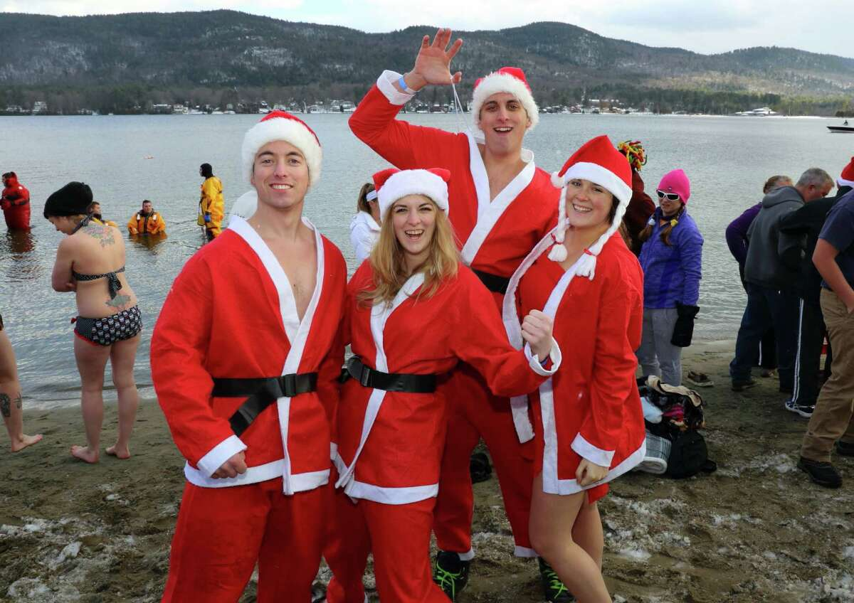 The 2018 Lake George Polar Plunge will be held at Shepard Park Beach in Lake George on Monday, January 1. Learn more.