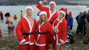 Were you Seen at the Polar Plunge at Shepard Park Beach in Lake George on Friday, Jan. 1, 2016?