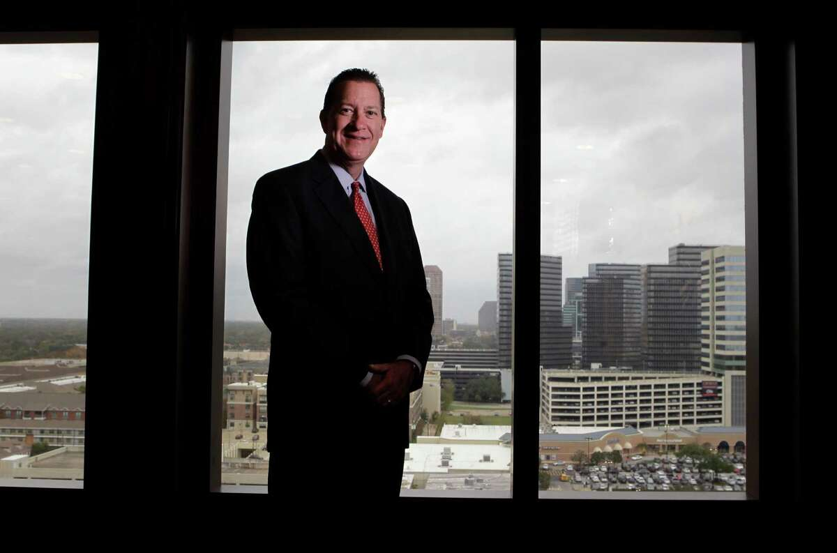 Lawyer Andy Taylor has represented Republican interests in several lawsuits against the city of Houston under outgoing Mayor Annise Parker's administration. Legal opponents call his courtroom style theatrical.