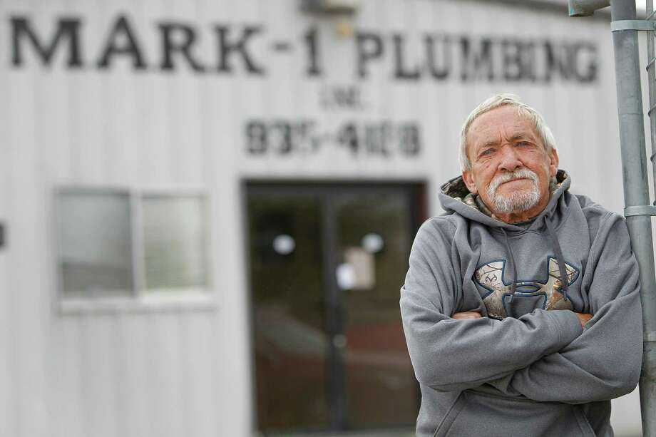 Mark Oberholtzer doesn't want to change the name of the business it took him decades to build. Photo: Steve Gonzales /Houston Chronicle / © 2015 Houston Chronicle