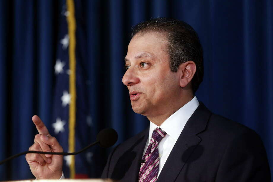 Among the questions for 2016: What will Preet Bharara do next? (Photo by Spencer Platt/Getty Images) ORG XMIT: 583679929 Photo: Spencer Platt / 2015 Getty Images