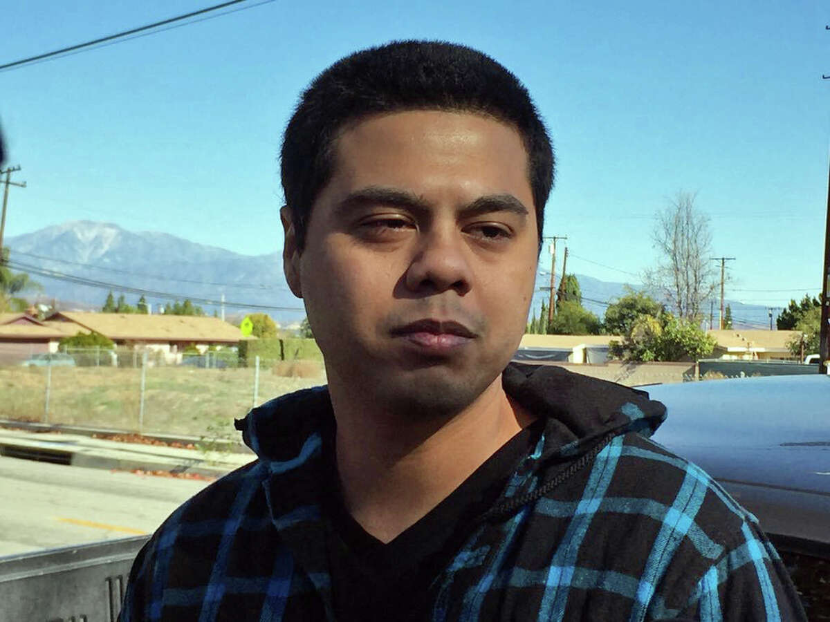 Wilfred Calzadilla's brother, Ernesto, was killed Friday in a dispute.
