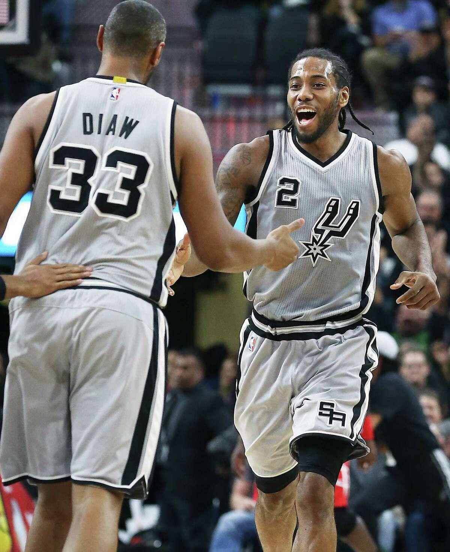 PRO 3. San Antonio Spurs, 89