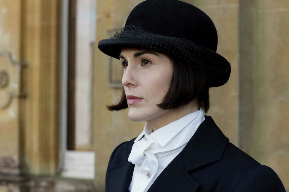 """Why does Lady Mary fall in and out of love on """"Downton Abbey""""? As with many Shakespeare characters, we never quite know. Photo: Masterpiece/©Nick Briggs/Carnival Film & Television  / © Nick Briggs/Carnival Film & Television Limited 2015 for MASTERPIECE"""