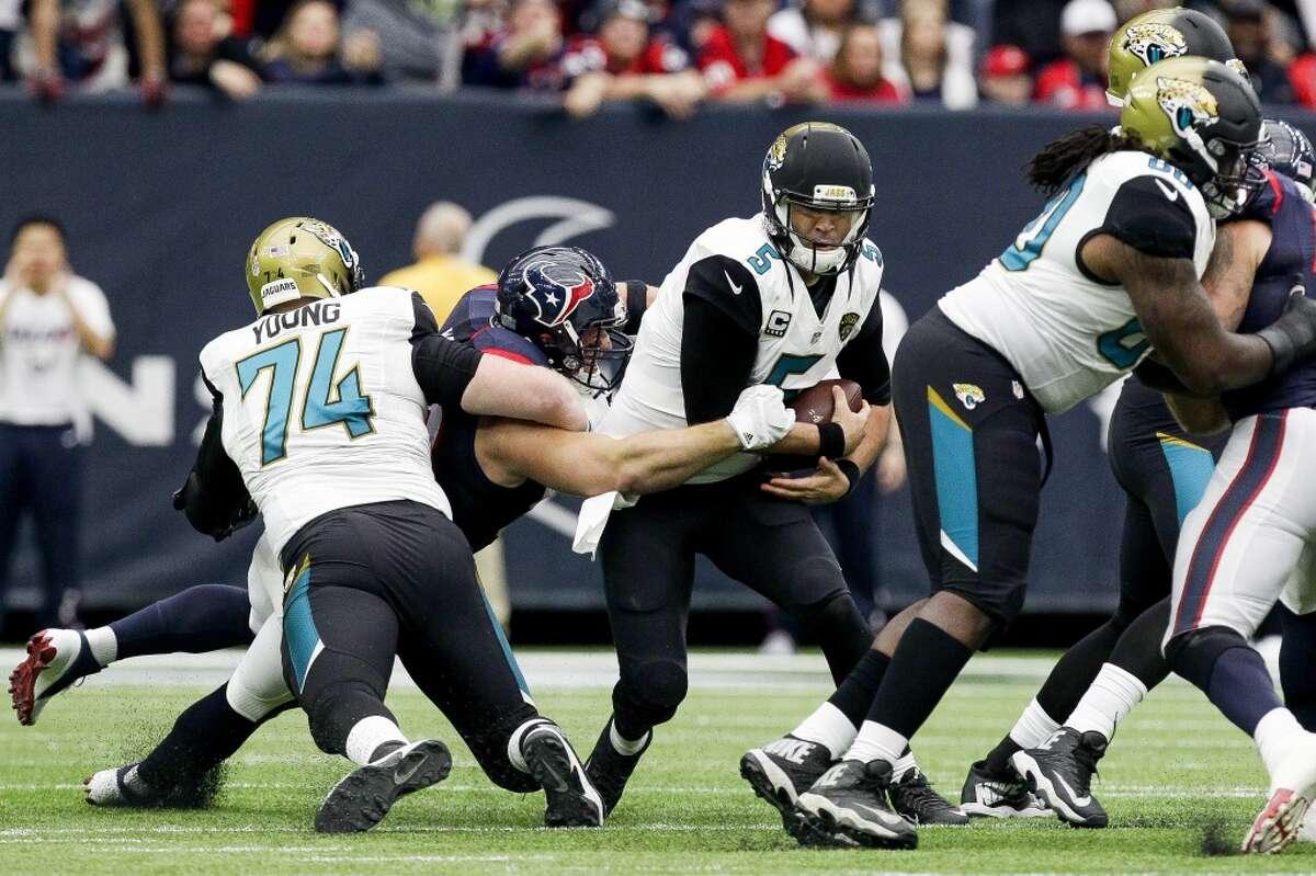 Jacksonville Jaguars Wynn Las Vegas: 65/1 (no change) MyTop Sportsbooks.com: 60/1 (no change)