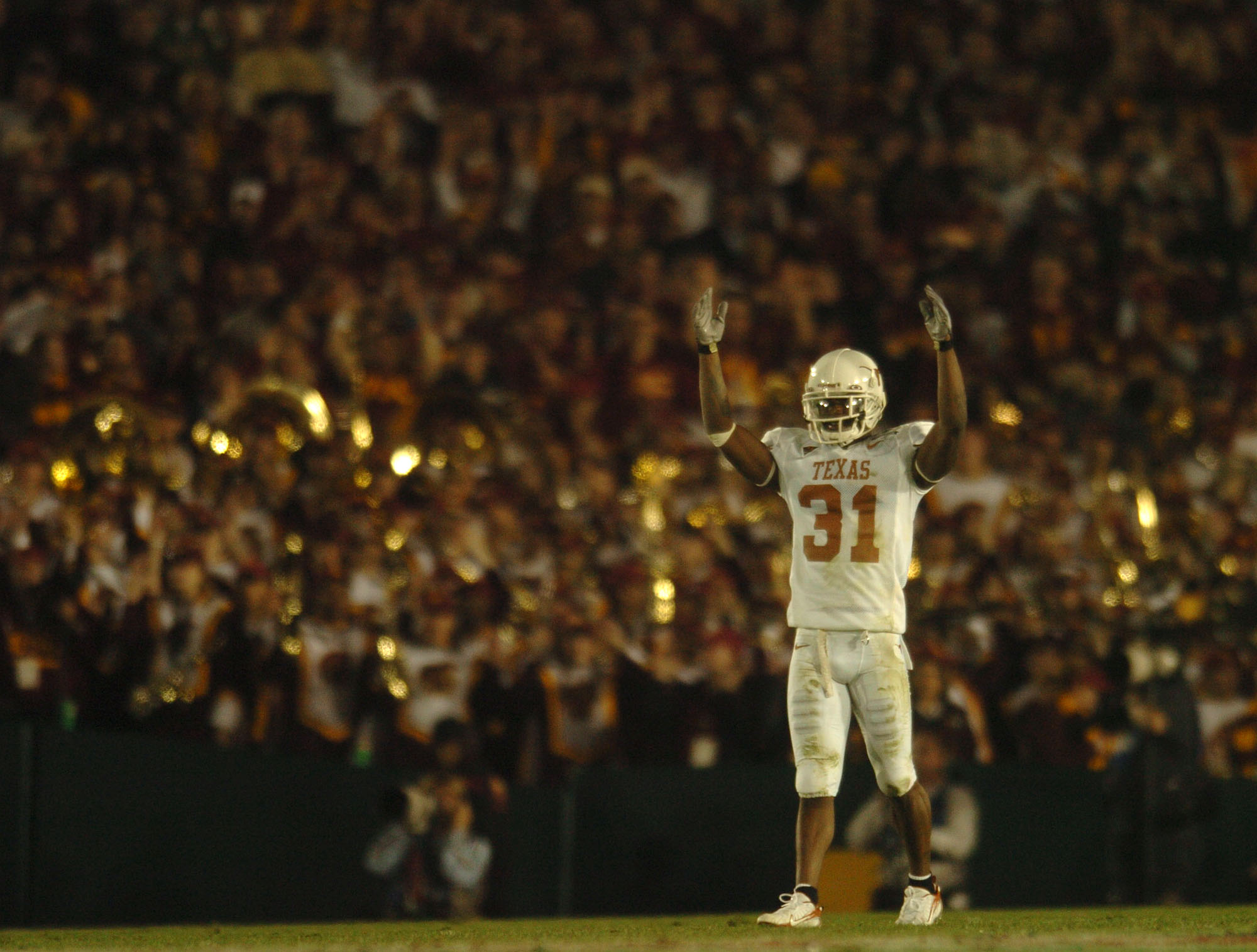 Texas ranked No. 8 in all-time Associated Press football rankings ...