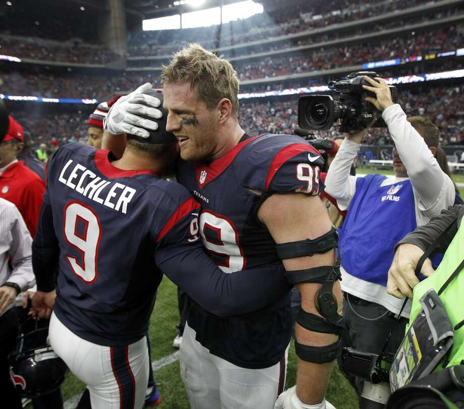 PHOTOS: A look at who made the NFL's 2010s All-Decade Team