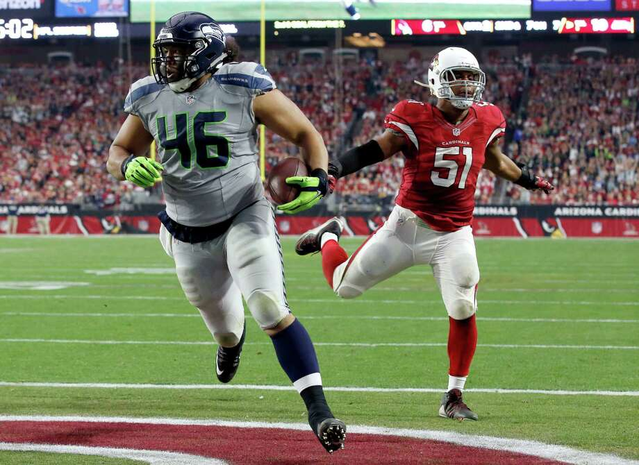 NFL Jerseys Sale - Seahawks announce signing of FB Will Tukuafu - seattlepi.com