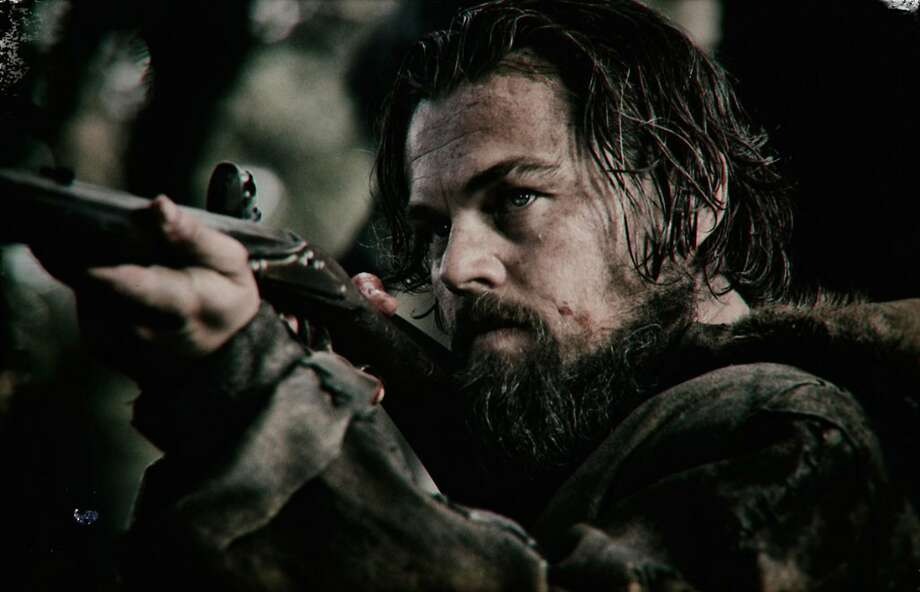"Leonardo DiCaprio in ""The Revenant."" (Photo courtesy 20th Century Fox/TNS) Photo: Handout, McClatchy-Tribune News Service"