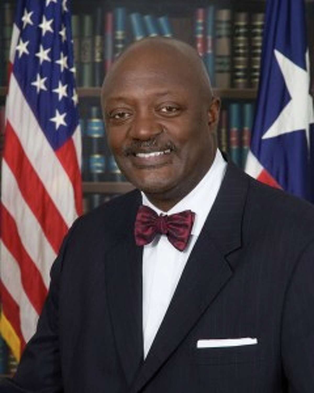Morris Overstreet is one of three people in the running to be the Democratic nominee for Harris County district attorney.