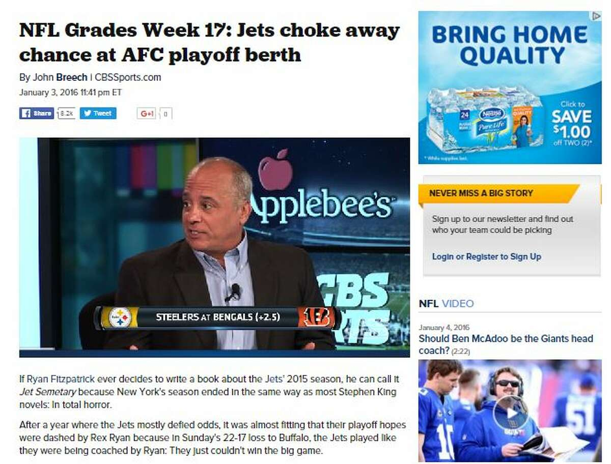 CBS Sports' John Breech In his weekly grades, Breech gave Seattle an A+ after their blowout win over Arizona.