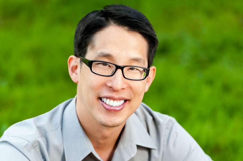 Gene Luen Yang Photo: Albert Law