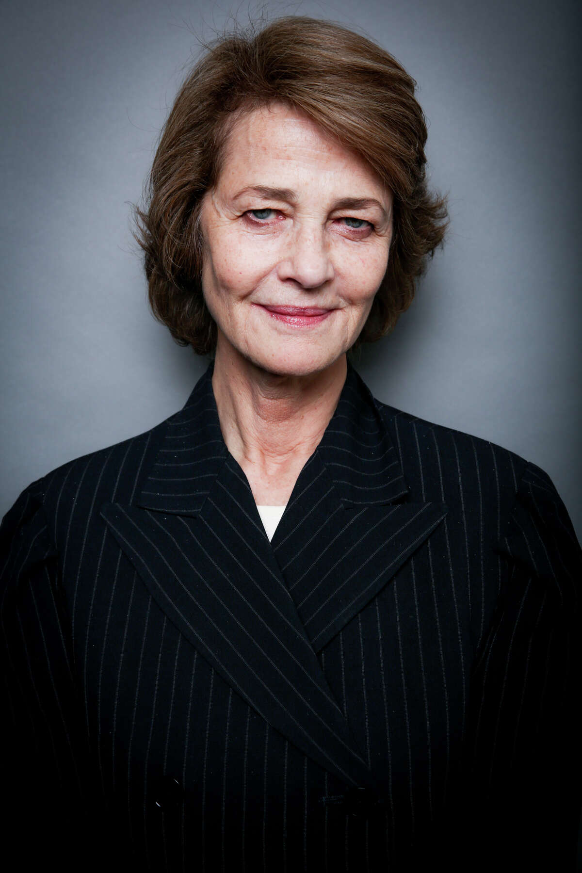 """Charlotte Rampling's performance in the marital drama """"45 Years"""" resulted in her first Oscar nomination."""