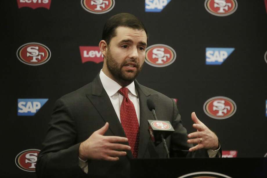 San Francisco 49ers CEO Jed York  Photo: Lea Suzuki, The Chronicle
