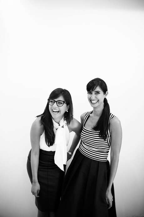 """Cuyana founders Karla Gallardo and Shilpa Shah have built the company on the philosophy of """"fewer, better things,"""" an idea promoting a pared-down lifestyle and """"lean closet."""" Photo: Cuyana"""