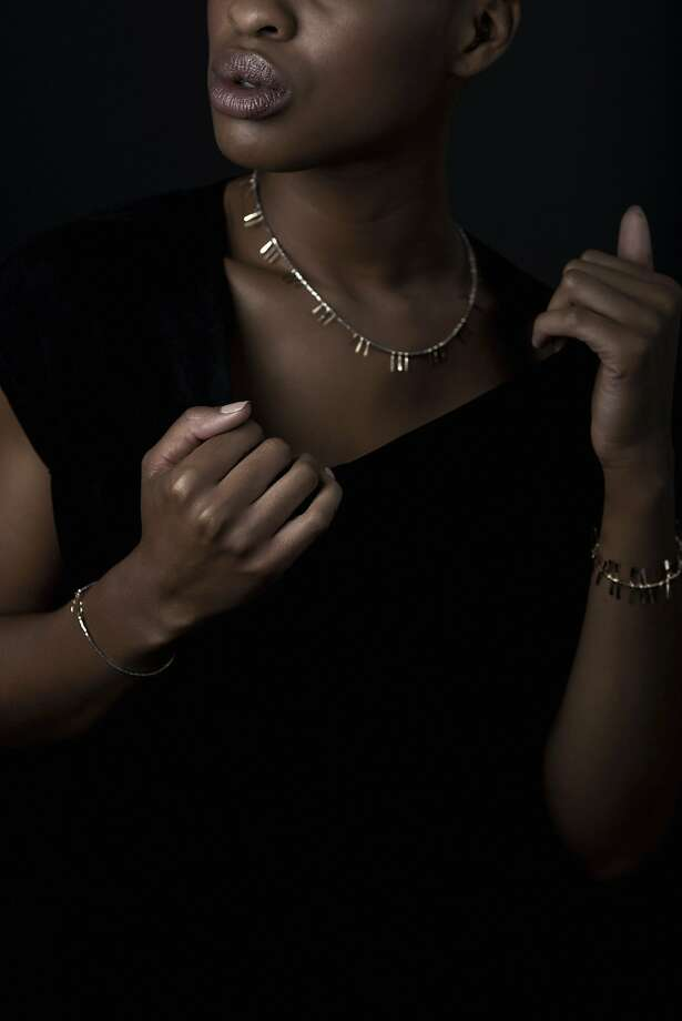 Artisan jewelry designers Christy Natsumi and Christine Trac combined their signature styles in a limited-edition collection named ARCN. Photo: Casey Fyfe