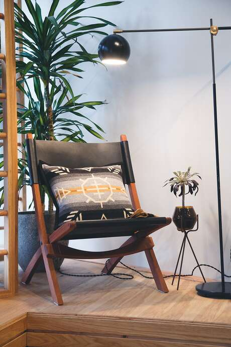 Portland company Tanner Goods recently opened a store on Divisadero Street selling their own line of leather goods, and accessories from other lines. Photo: Tanner Goods