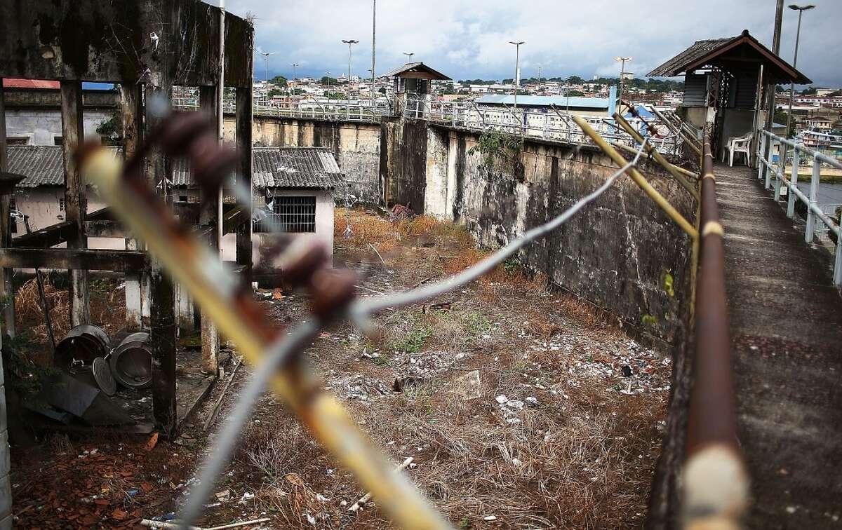 23. Manaus, Brazil Homicide rate: 47.87 per 100,000 inhabitants