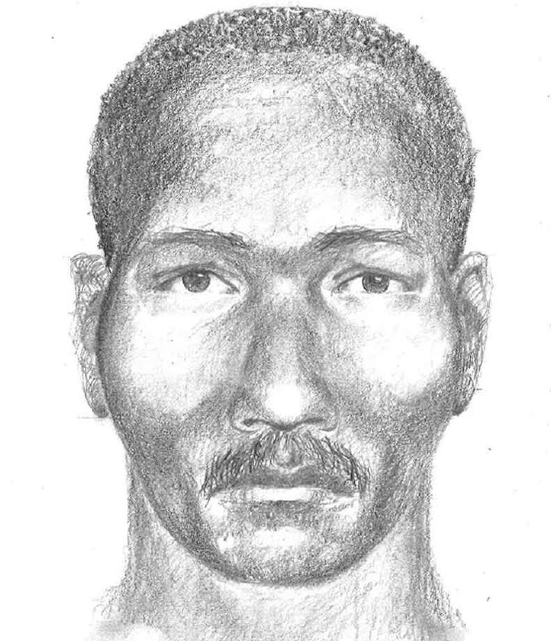 Seattle police released this sketch Monday in connection with a Dec. 13 slaying in Belltown. Authorities also believe a light-colored 1998-2003 Mercedes Benz E320 station wagon is connected to the incident. Photo: Courtesy Seattle Police Department