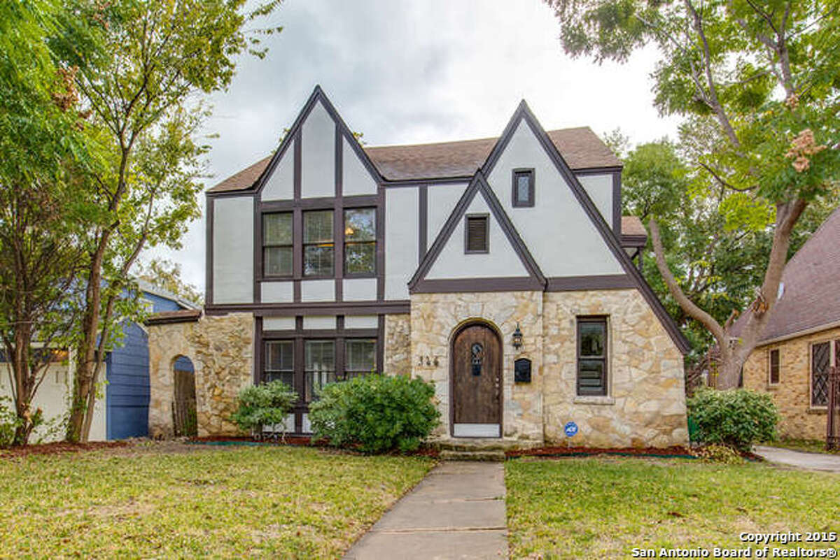 30. Monticello ParkTotal sales: 44Avg. price per square foot: $114.93This property: 346 Donaldson Ave, San Antonio, Texas 78201