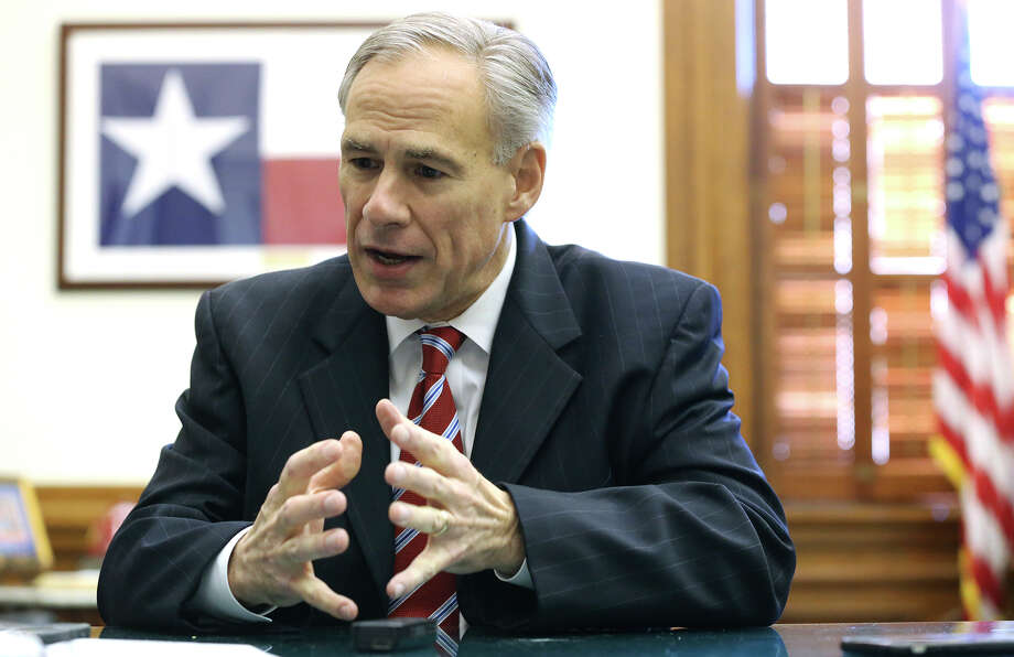 """Gov. Greg Abbott, fulfilling a campaign promise, has made the Texas Military Preparedness Commission an office """"administratively attached"""" to his office. He is in the process of hiring a full-time military adviser to work with local and base communities to develop a strategic plan. Photo: TOM REEL /SAN ANTONIO EXPRESS-NEWS / 2015 SAN ANTONIO EXPRESS-NEWS"""