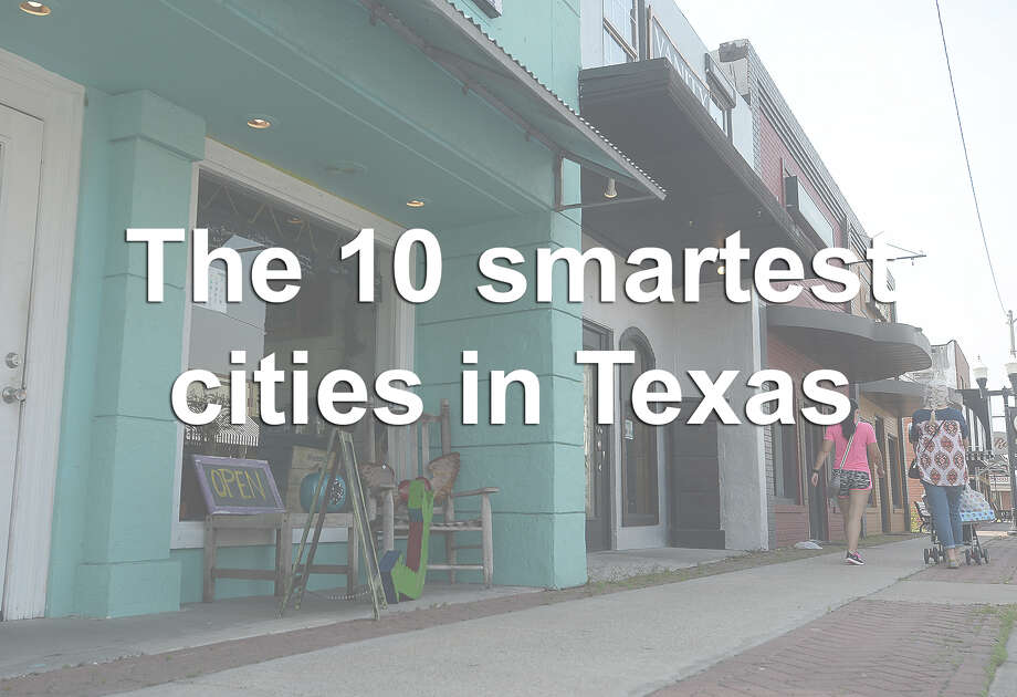 Click through the slides to see the 10 cities Zippia.com rated as the smartest in the state.