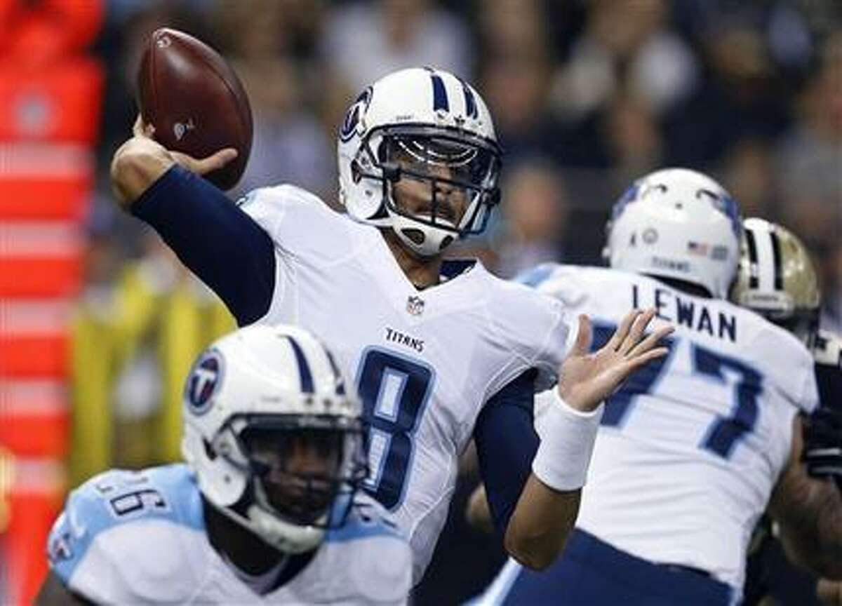 Tennessee Titans Over/under wins: 5.5