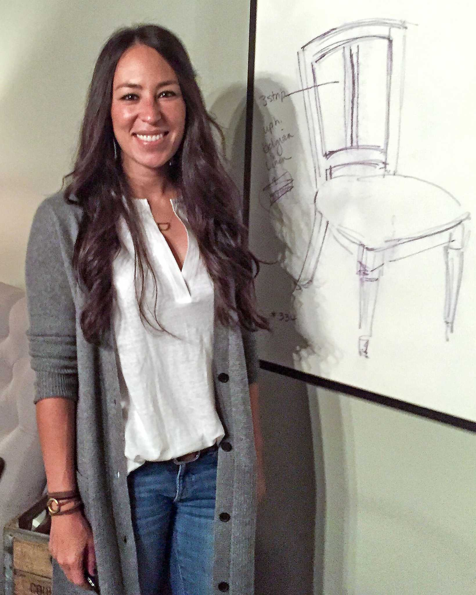 hgtv 39 s 39 fixer upper 39 host introduces furniture line houston chronicle. Black Bedroom Furniture Sets. Home Design Ideas