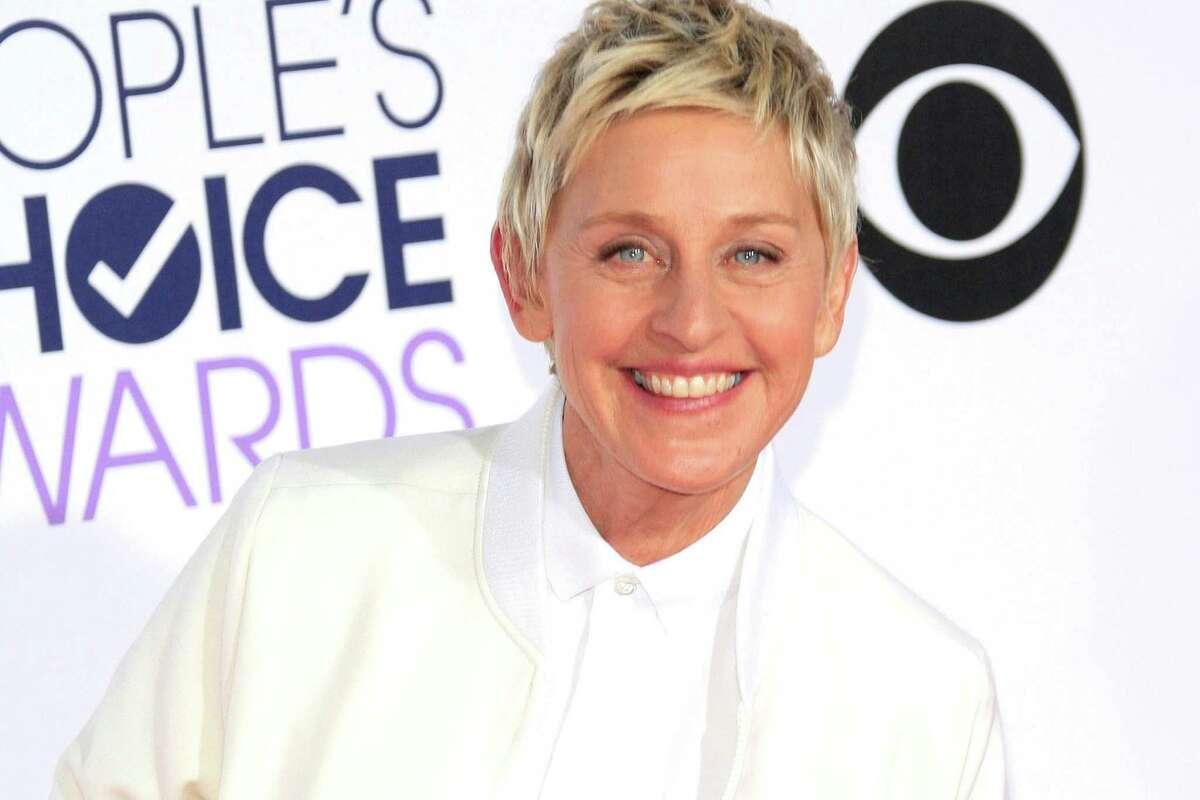 Ellen DeGeneres is being sued over a breast joke she told on her show.