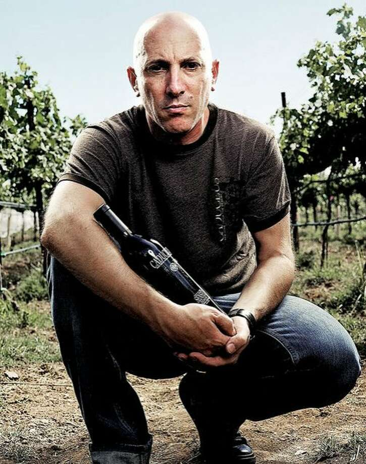Maynard James Keenan, front man for Tool, is also a wine connoisseur. Photo: None
