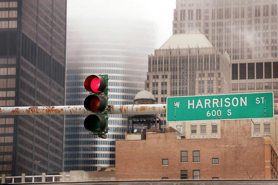 People who don't turn right on red. Photo: Scott Olson, Getty Images / 2005 Getty Images