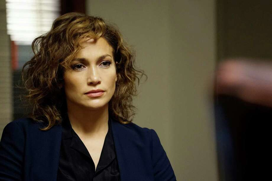 "Jennifer Lopez sizzles as Brooklyn detective Harlee Santos in NBC-TV's dark police drama ""Shades of Blue."" Photo: Peter Kramer /NBC / 2015 NBCUniversal Media, LLC"