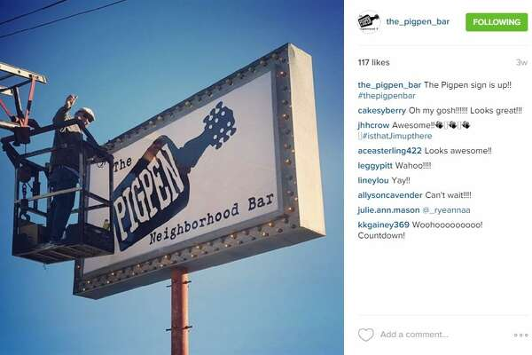 The Pigpen - located at 106 Pershing Ave., just behind Smoke Shake at 3714 Broadway St. - opened its doors on Dec. 29 with a playground and patio, owner Chris Conger announced on Instagram.