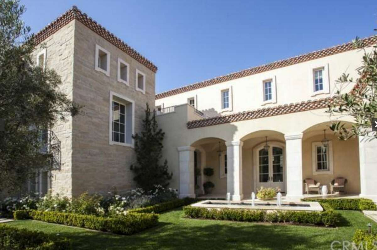 New Texas Ranger, Josh Hamilton, sold his sprawling California mansion for $12.5 million.