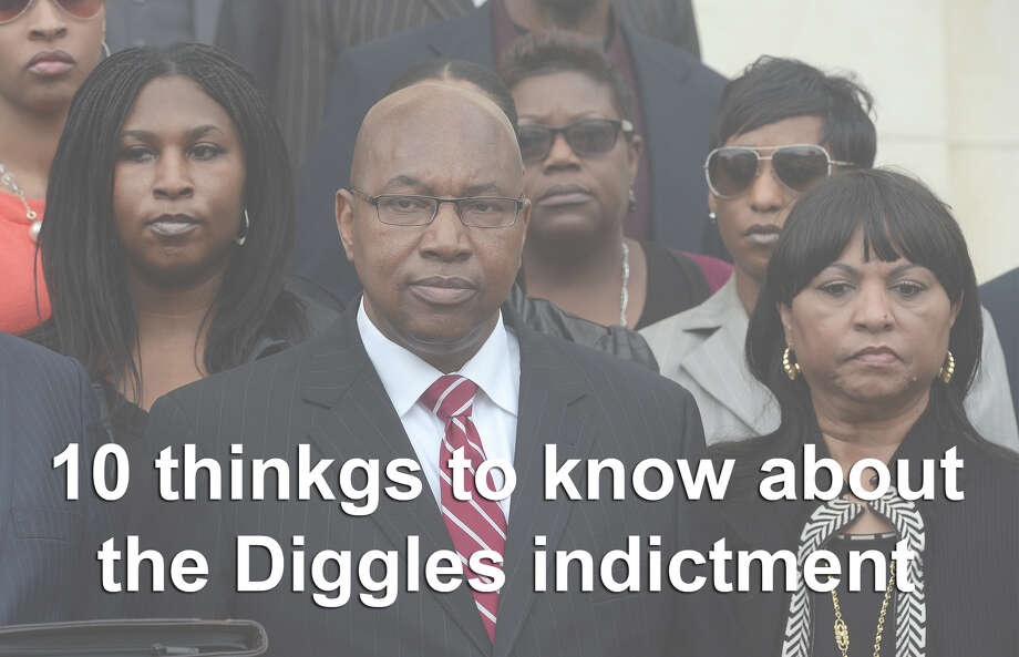 Walter, Rosie and Anita Diggles were named in a federal indictment that included accusations of conspiracy, theft and money laundering. Click through the slides to see what's known about the case so far.