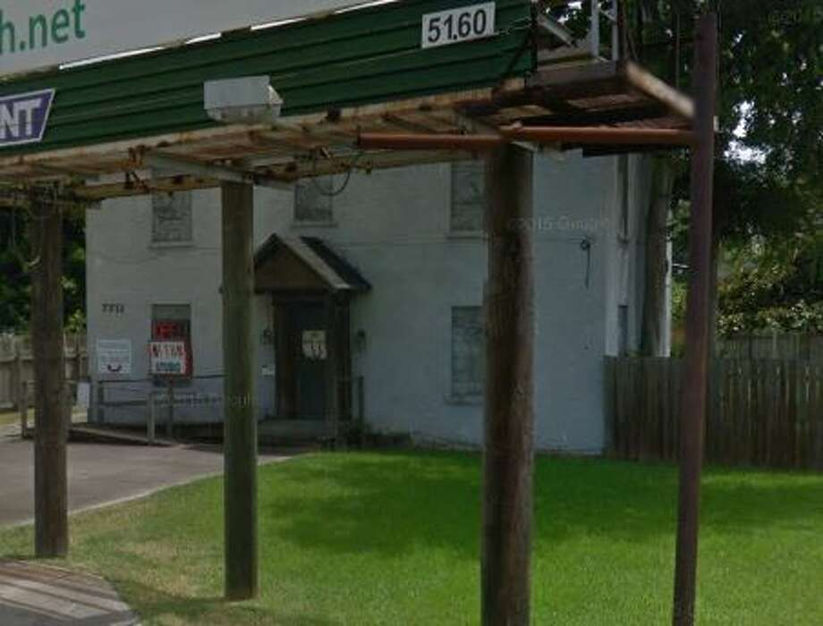 """Miyun Studio, 7711 Gulf Freeway, was closed Dec. 18 by temporary court injunction after authorities alleged that the """"nude modeling studio"""" was the site of prostitution activity. (Screen shot via Google Maps)"""