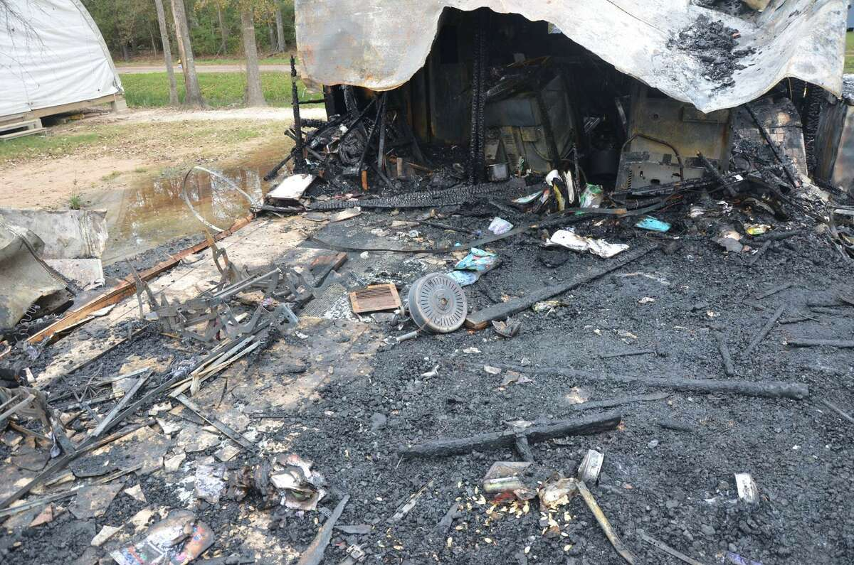 """The Montgomery County Fire Marshal's Office in Conroe is currently investigating a house fire over the Christmas holiday that very well may have been started by one of the holiday's most-popular gifts. A two-wheeled """"hoverboard"""" which was left under a Christmas tree could likely be the culprit in a Jan. 2 fire that destroyed a mobile home in New Caney."""