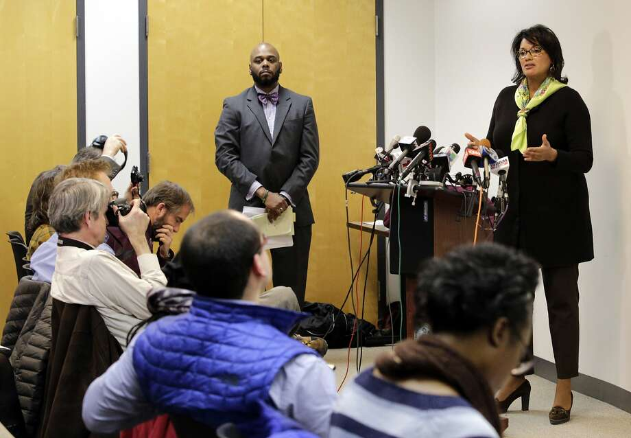 Sharon Fairley, head of a city watchdog group, pledges greater transparency over police work. Photo: Teresa Crawford, Associated Press